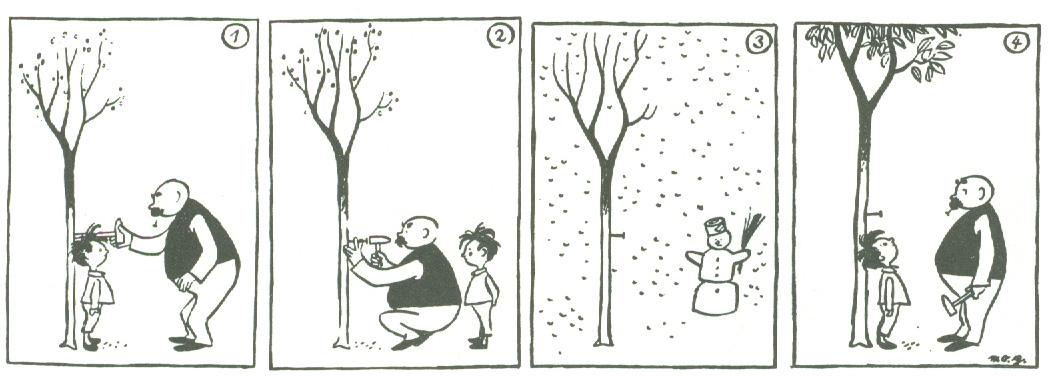"""Der doppelte Irrtum von Plauens """"Vater und Sohn"""""""